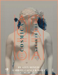 Poster Automata-Cosmica